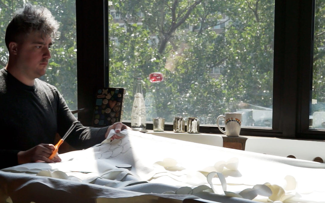Chicago artist's life is his masterpiece