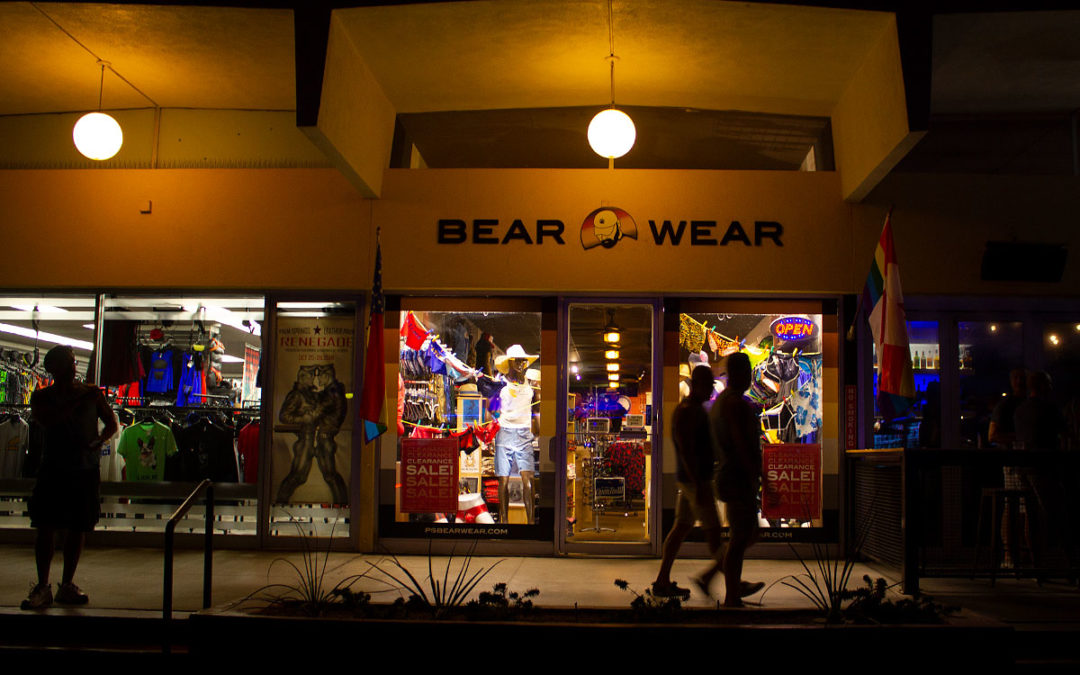 How lesbians in Palm Springs are breaking into business