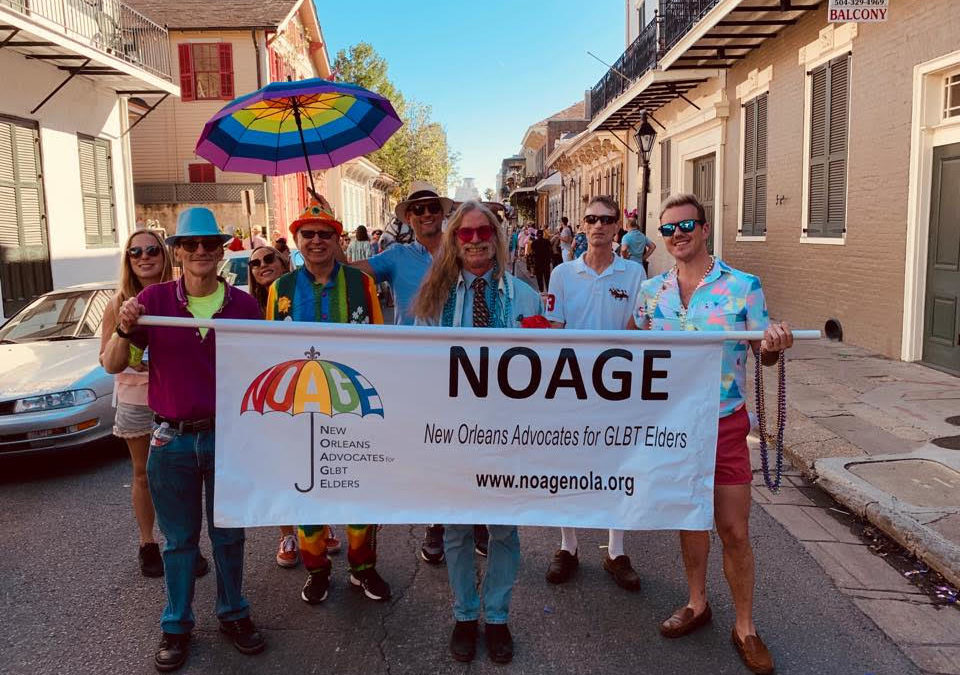 New Orleans Group Helps LGBTQ Seniors Age With Dignity